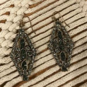 NWOT!! Anthropologie~ Jewel Drop Earrings